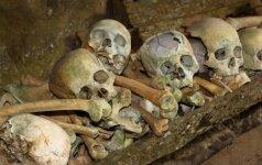 Keisčiausios mirusiųjų dienos tradicijos pasaulyje