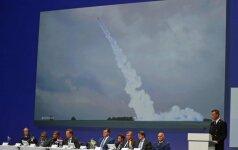 MH17 lainerio katastrofos tyrėjai paskelbė dviejų įrašytuose pokalbiuose girdimų rusų vardus