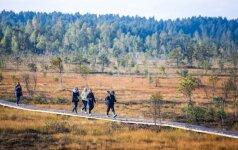 Vietiniam turizmui skatinti telkiamos ir virtualios pajėgos
