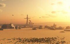 Realybė ir fantastika apie Marsą: su kuo susidurtų ten nuskraidinti žmonės