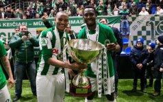Mahamane'as Traore ir Mamadou Mbodjis