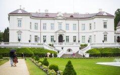 Tiškevičių Palangos dvaro rūmai - Baltijos kultūrinio paveldo perlas