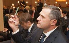 V. Alekna išrinktas LSU Alumni klubo prezidentu