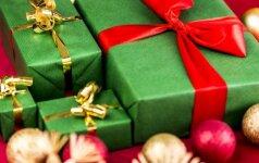 Kaip išrinkti geriausias dovanas šioms Kalėdoms?