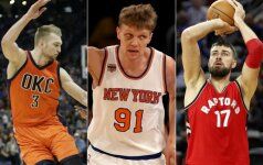 NBA savaitėlė: pamušta akimi siautėjęs Kūzia, skeptikus rausti vertęs JV ir judesiukus parodęs Saboniukas