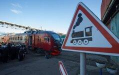 Geležinkelis, traukinys, Rusija