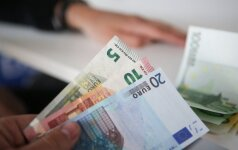 Pasiekus tam tikrą skolos ribą laužiasi į butą