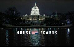 Serialas House of Cards (Kortų namelis)