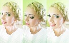 Stilistės Gražinos pamoka: Julijos Tymošenko šukuosena VIDEO