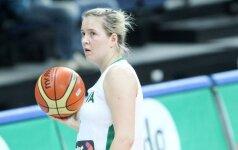 M.Solopovos atstovaujam ekipa pasitraukė iš Europos moterų krepšinio taurės turnyro