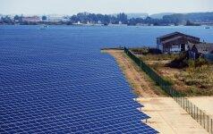Vokietijoje - drastiškiausia energetikos sektoriaus transformacija pasaulyje