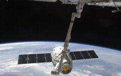 Pirmąkart į kosmosą leis panaudotų dalių raketą