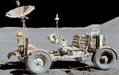 Apollo 15 mėnuleigis