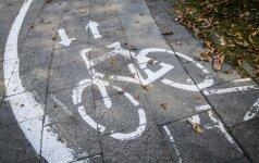 Geras naujienas Vilniaus dviratininkams žada kitąmet