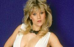 Šlovingi devyniasdešimtieji (II): sekso bomba Samantha Fox dabar ir prieš 30 metų