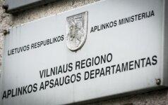 Regionų aplinkos apsaugos departamentai bus sujungti į vieną įstaigą