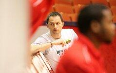 A.Karnišovas: pagrindiniai žaidimo Europoje ir NBA skirtumai - atletiškumas ir individuali technika