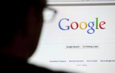 """""""Google"""" moko, kaip naudotis internetu"""