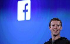 M. Zuckerbergas