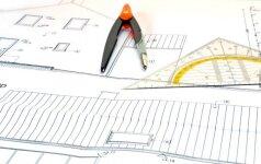 Architektė pataria: kaip perplanuoti 63 kv.m. butą