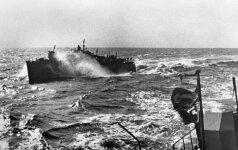 Rastas vokiečių laivas priminė kruvinas Antrojo pasaulinio karo dramas Juodojoje jūroje