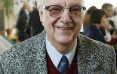 Kompozitorius T. Makačinas: plokštelės atgimimas ir džiugina, ir stebina