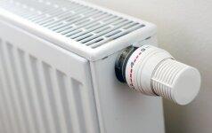 Kas geriau – daugiau šildyti ar efektyviau šiltinti?