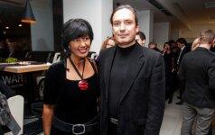 Nijolė Statkutė ir Darius Užkuraitis