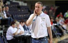 M. Šernius stiprins pamatus, ant kurių stovi Lietuvos moterų krepšinis
