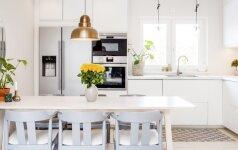 Kaip gaminti nepaliekant netvarkos virtuvėje