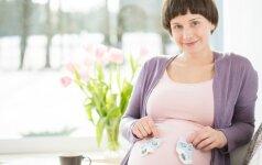 Kokie tyrimai skiriami nėščiajai