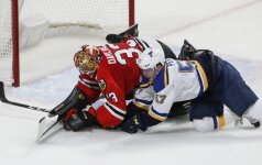 NHL: Blues – Blackhawks