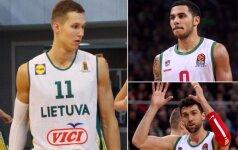 Unikali patirtis ir ambicijos: NBA žaidėjų mokytas T. Sedekerskis į Lietuvą nori parvežti dar vieną medalį