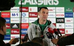 """Rungtynėse Barselonoje """"Žalgiriui"""" greičiausiai negalės padėti vienas iš lyderių"""