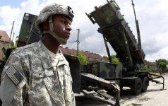 Priešlėktuvinės gynybos sistema Patriot Lenkijoje