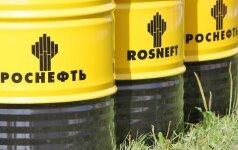 Rusija padidino naftos gavybos apimtis
