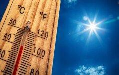 Kai namuose per karšta – efektyvūs sprendimai prikaitusioms patalpoms