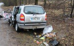 Paskelbtos avaringiausios vietos Lietuvoje
