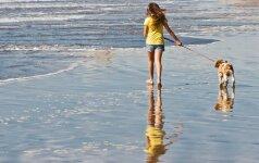 Ar bus Lietuvoje šunų paplūdimys prie Baltijos jūros?