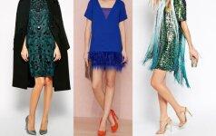 Geriausios suknelės vakarėliams 7 IDĖJOS