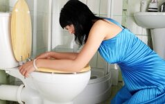 TIK VYRAMS: kaip iš tiesų jaučiasi nėščia moteris?