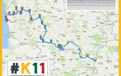 Šventinio savaitgalio planas: siūlo keliauti po Lietuvą specialiu maršrutu