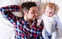 Ką vyrai iš tiesų mano apie dalyvavimą gimdyme