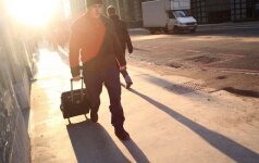 Daugiausia keleivių paskutinį praėjusių metų ketvirtį atvyko ir išvyko į JK