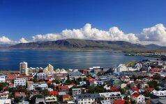"""Islandija padavė į teismą """"Islandiją"""