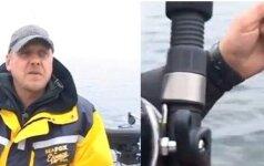 Garsiausio Lietuvos žvejo pažeidimas gali lemti žūklės taisyklių pakeitimus