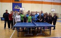 Baltijos šalių stalo teniso čempionato prizininkai