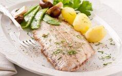 Lengva pagaminti: 3 gardūs žuvies receptai