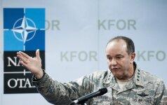 NATO vadas Europoje: reikia stiprinti žvalgybą vakariniame Rusijos pasienyje