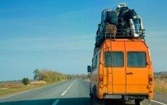 Automobiliu po Europą: kelių eismo taisyklės, kurių nežinote